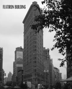 flatiron-building-black-and-white
