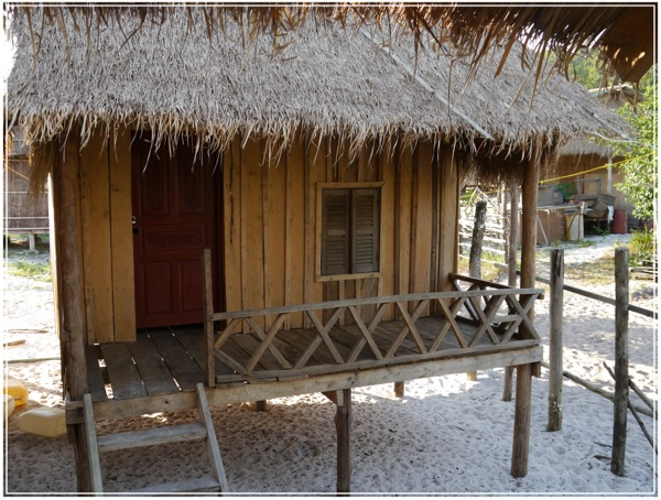 koh rong bungalow