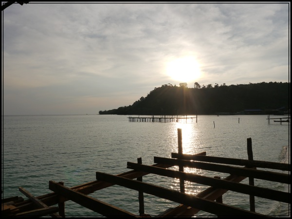 koh rong deck