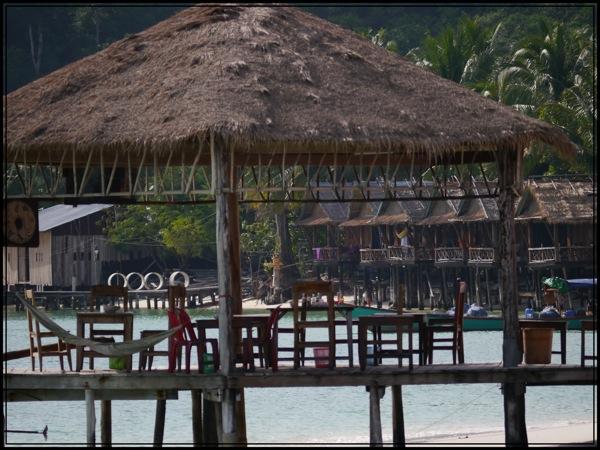 Quelques jours à l'écart du monde sur l'île de Koh Rong