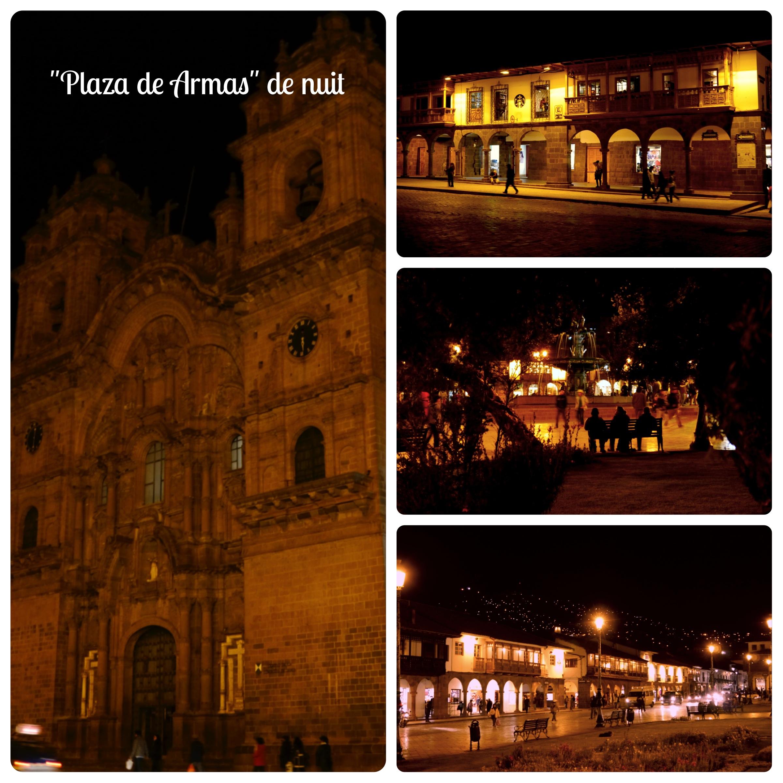 Un mois à Cuzco
