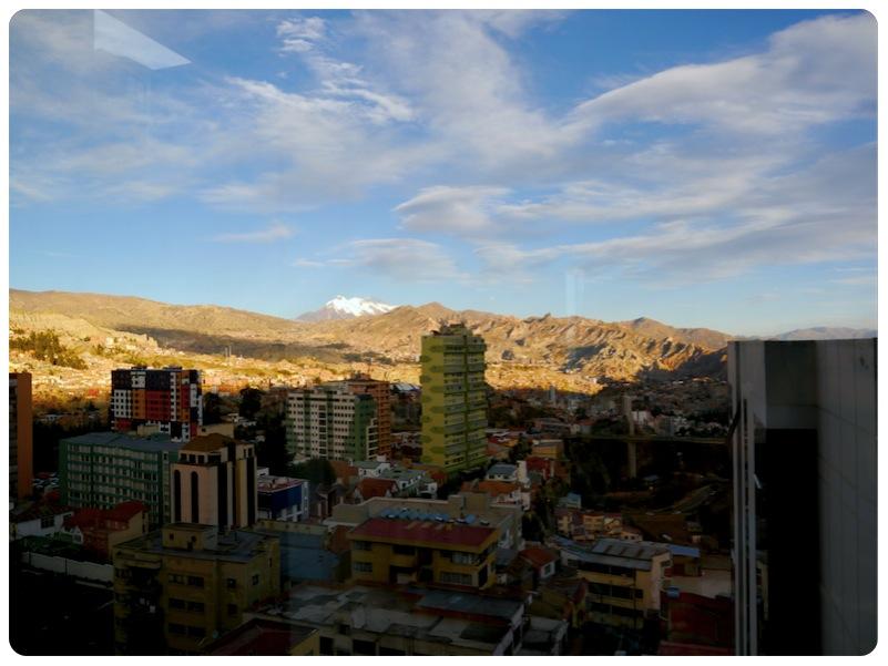 Copacabana, La Paz et Santa Cruz: villes de Bolivie et de passage
