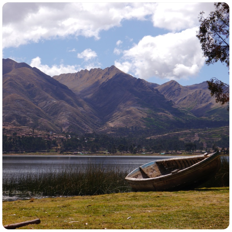 Yoga Paddle sur le Lac Puray, Cusco Pérou