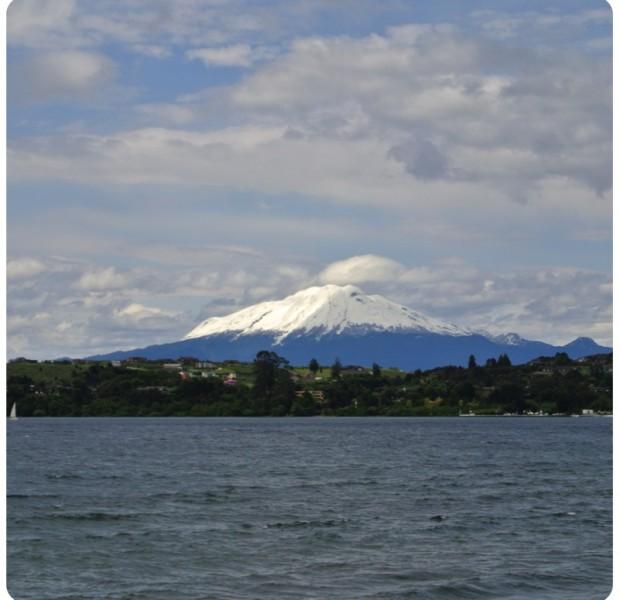 Pucon au Chili: entre lacs et volcans