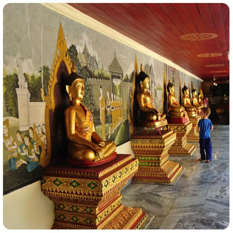 Visiter la Thailande, en backpack, avec des enfants